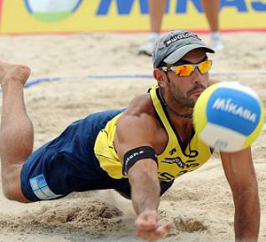 competiciones voley playa