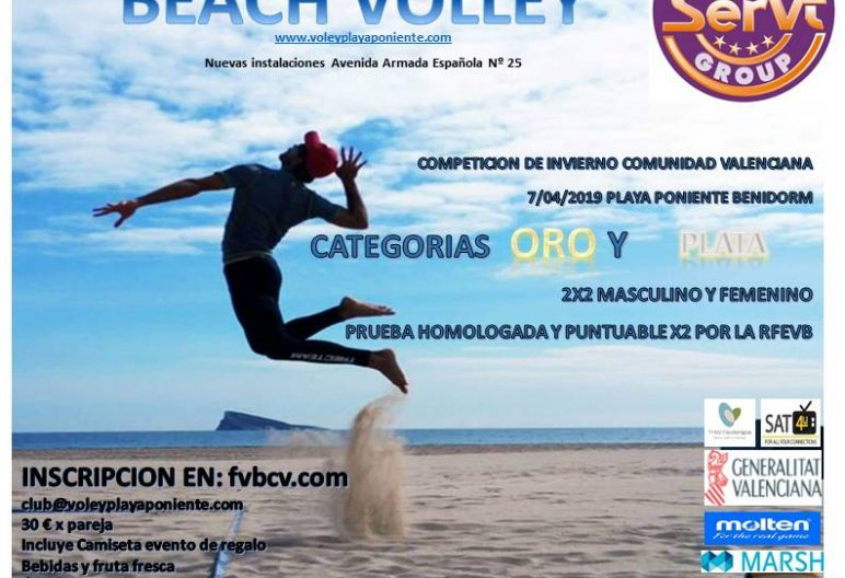 OPEN VOLEY PLAYA BENIDORM