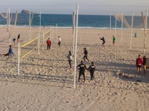 CURSO BENIDORM VOLEY PLAYA NIVEL I