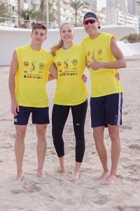 VOLEY PLAYA INSTALACIONES BENIDORM CLUB VOLEY