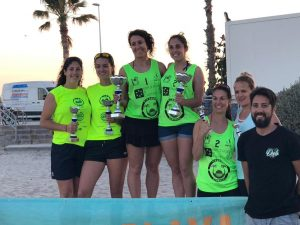 CLUB VOLEY PLAYA PONIENTE BENIDORM MADALENO-MARTINEZ