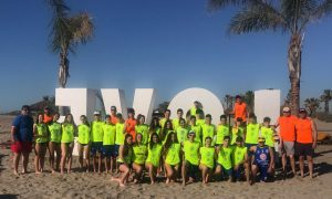 CLUB VOLEY PLAYA PONIENTE BENIDORM EN CASTELLON
