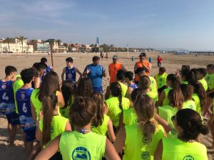 CLUB VOLEY PLAYA PONIENTE BENIDORM EQUIPOS COMPETICION