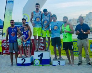 CLUB VOLEY PLAYA PONIENTE BENIDORM MESA NASSINI