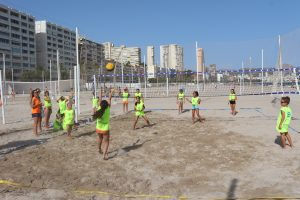 VOLEY PLAYA PONIENTE BENIDORM