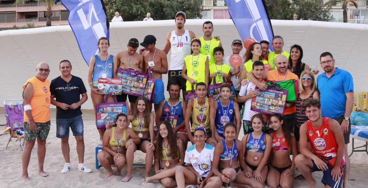 V COSTA BLANCA BEACH VOLEY BENIDORM