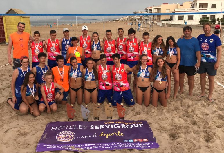 CLUB VOLEY PLAYA PONIENTE BENIDORM