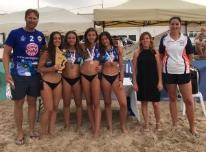 INFANTIL FEMENINO CLUB VOLEY PLAYA PONIENTE BENIDORM