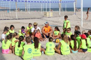 voley playa benidorm