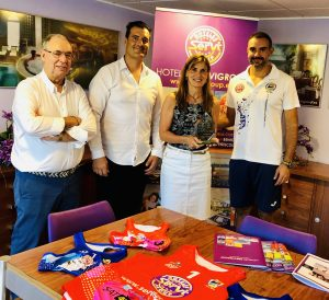 servigroup y club voley playa poniente benidorm