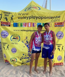 SERVIGROUP PONIENTE BENIDORM VOLEY PLAYA